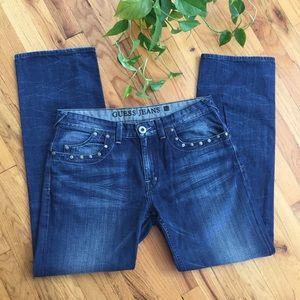 Guess Rebel Straight Jeans